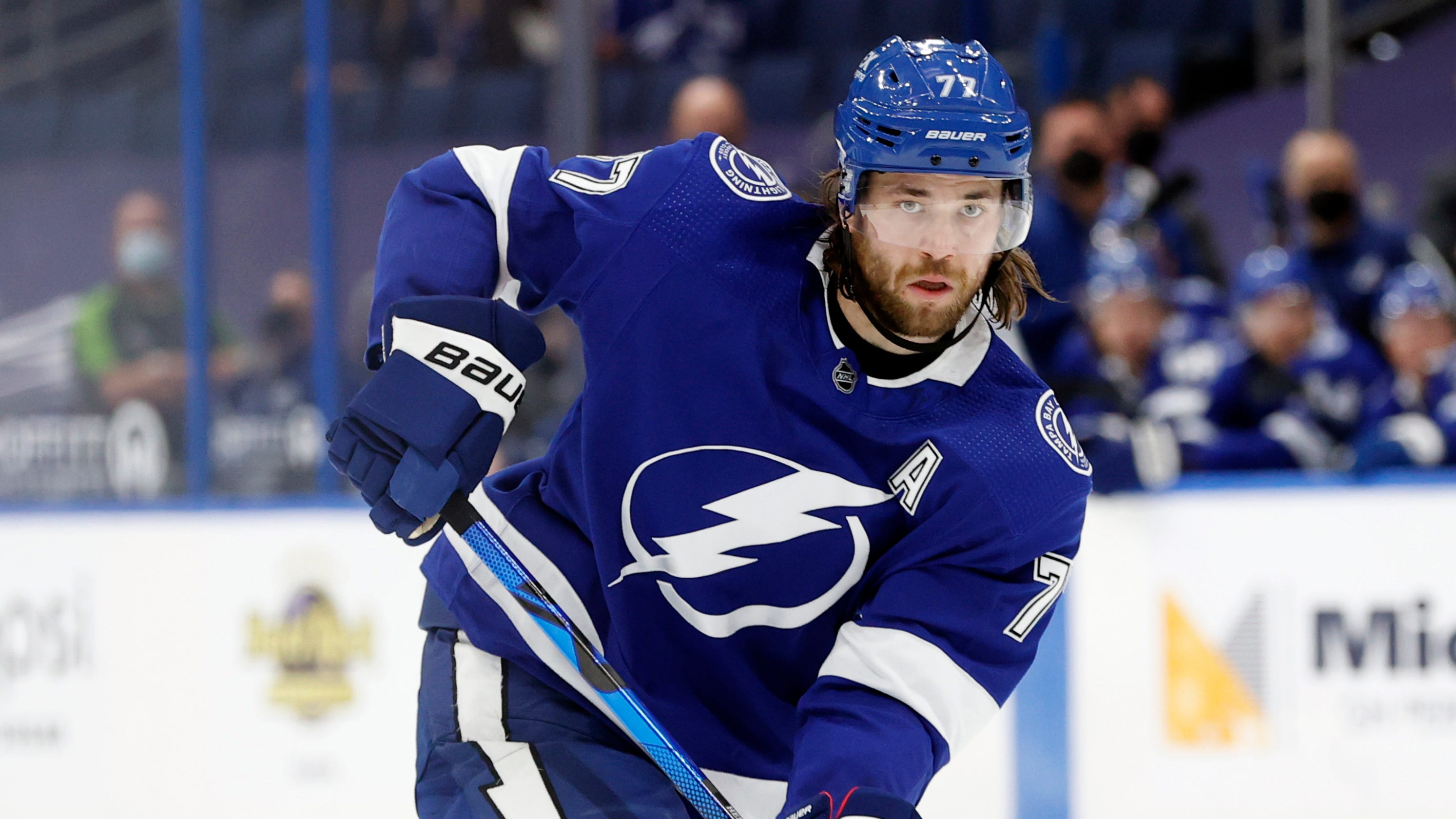 Victor Hedman's health among potentially troubling issues facing NHL playoff teams
