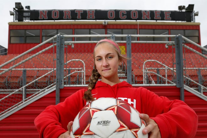 North Oconee's Ashlyn Joyner looks to bring a state title to North Oconee two years after she and her club team won a national championship.