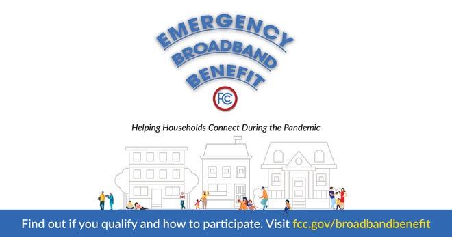 Find out more at fcc.gov/broadbandbenefit