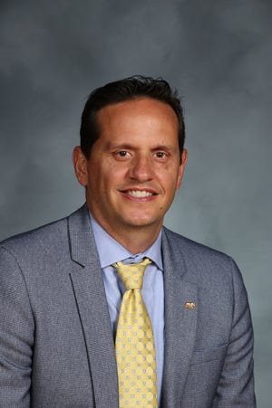Jason Fine is set to become Bexley City Schools new superintendent.