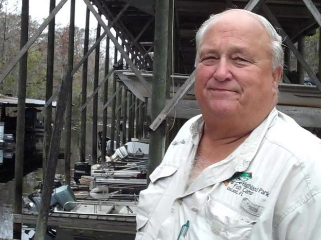 Capt. Rick Rawlins, the longtime proprietor of Highland Park Fish Camp in DeLand, died May 1. A funeral service will take place Friday, May 14, at 11 a.m., at Stetson Baptist Church, 1025 W. Minnesota Ave.