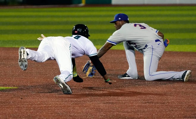 The Tortugas rallied late Sunday against the Mets, but it wasn't enough.