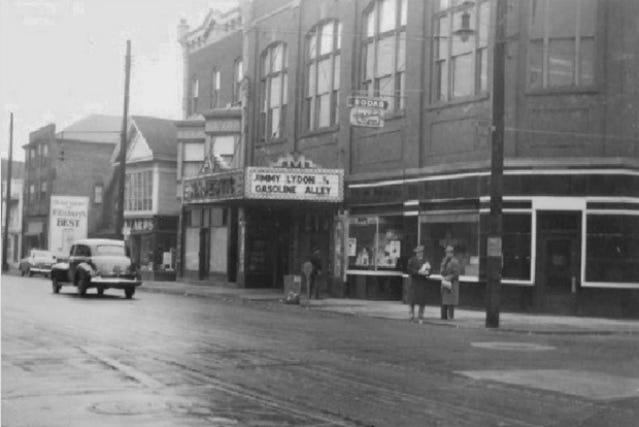 Majestic Theater, 48 South Main St., Carbondale, Pa.