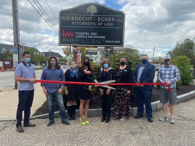 The Lesniak Home Team, of Keller Williams Coastal Realty, has relocated to 65 Main Street in Dover