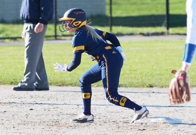 Alyssa Kozlowski and the Blue Devils are still flying around the base paths and keeping opponents off them.