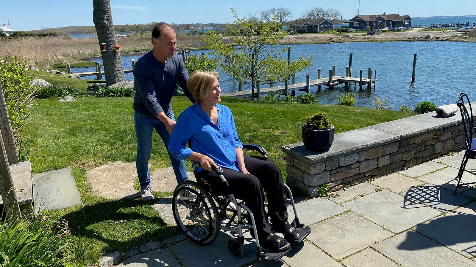 RI woman with ALS fights to speed availability of experimental drugs