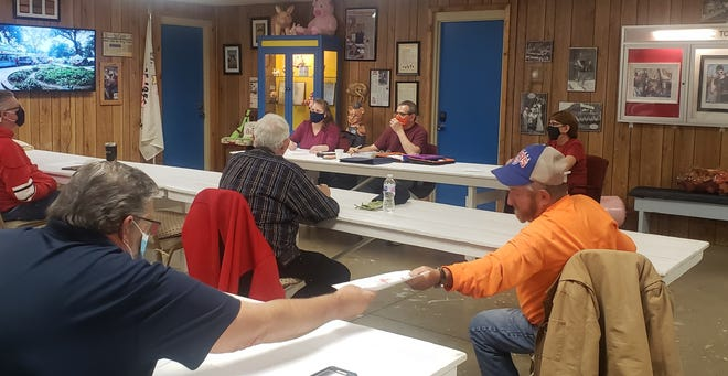 Hog Days committee members wrestled with the issue of event placement at their monthly meeting Tuesday. After losing space in front of Coco's Cookies and Coffee and an adjacent parking lot located on Third Street, the committee is struggling to reconfigure several downtown event locations.