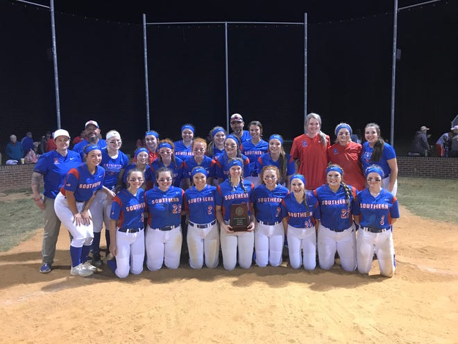 The Southern Alamance softball team will play Alexander Central this weekend for the NCHSAA 3-A state championship.