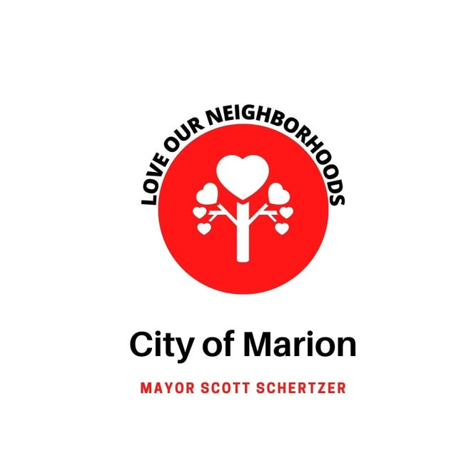The Love Our Neighborhoods group became more official this year with the name and a logo, along with monthly planning meetings.