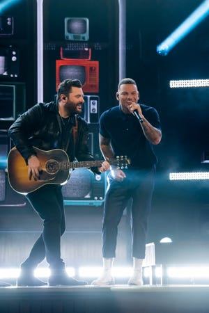 """Collaborative Video of the Year: Chris Young and Kane Brown for Famous Friends."""""""