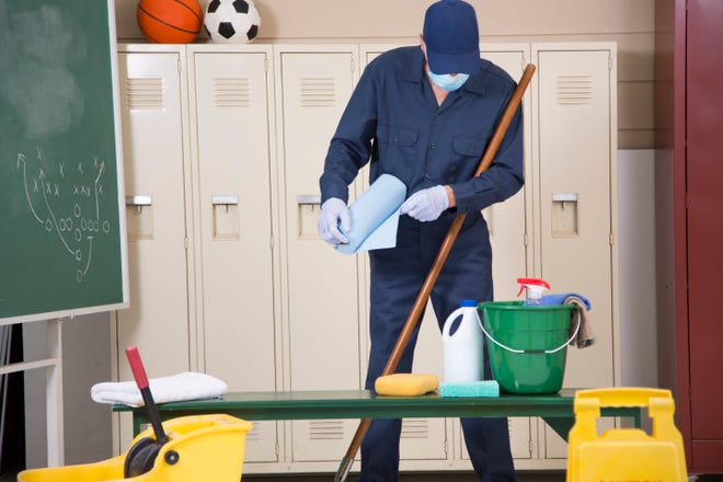 Plymouth-Canton Schools is transitioning to a new custodial firm as the contract of it current vendor expires June 30, 2021.