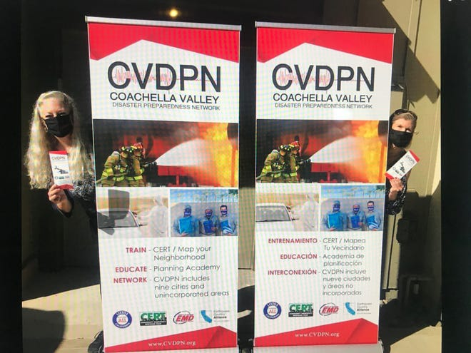 CVDPN became much more inclusive over the course of the 16 months while involved with the Listos Grants. While venturing out to the east and west ends of Coachella Valley, CVDPN soon realized they needed to provide all of their training and educational materials in both English and Spanish.