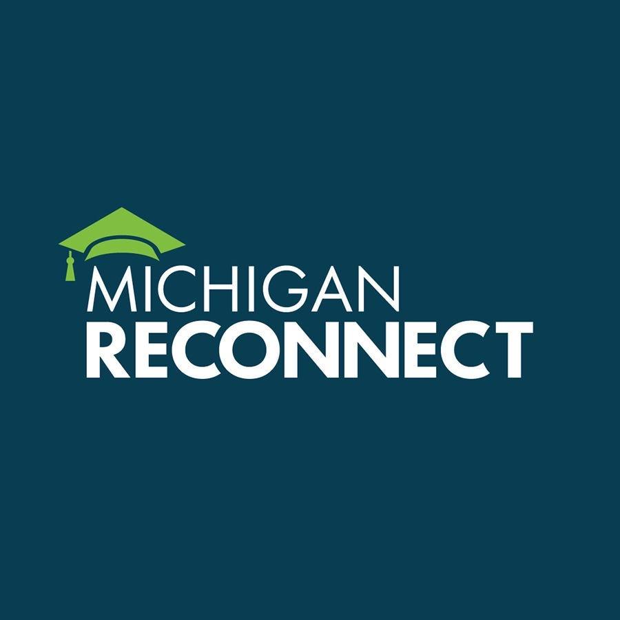 Michigan Reconnect Logo