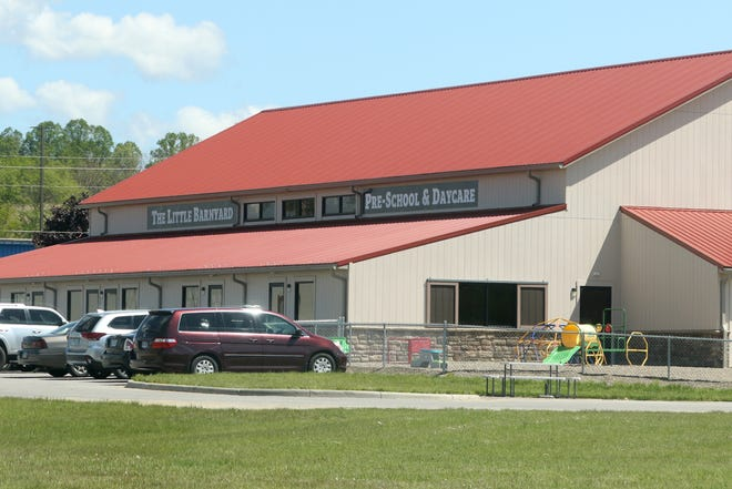 The owner of The Little Barnyard Pre-School and Daycare is defending her business after a claim that teachers use inappropriate behavior was investigated by the Ohio Department of Job and Family Services.