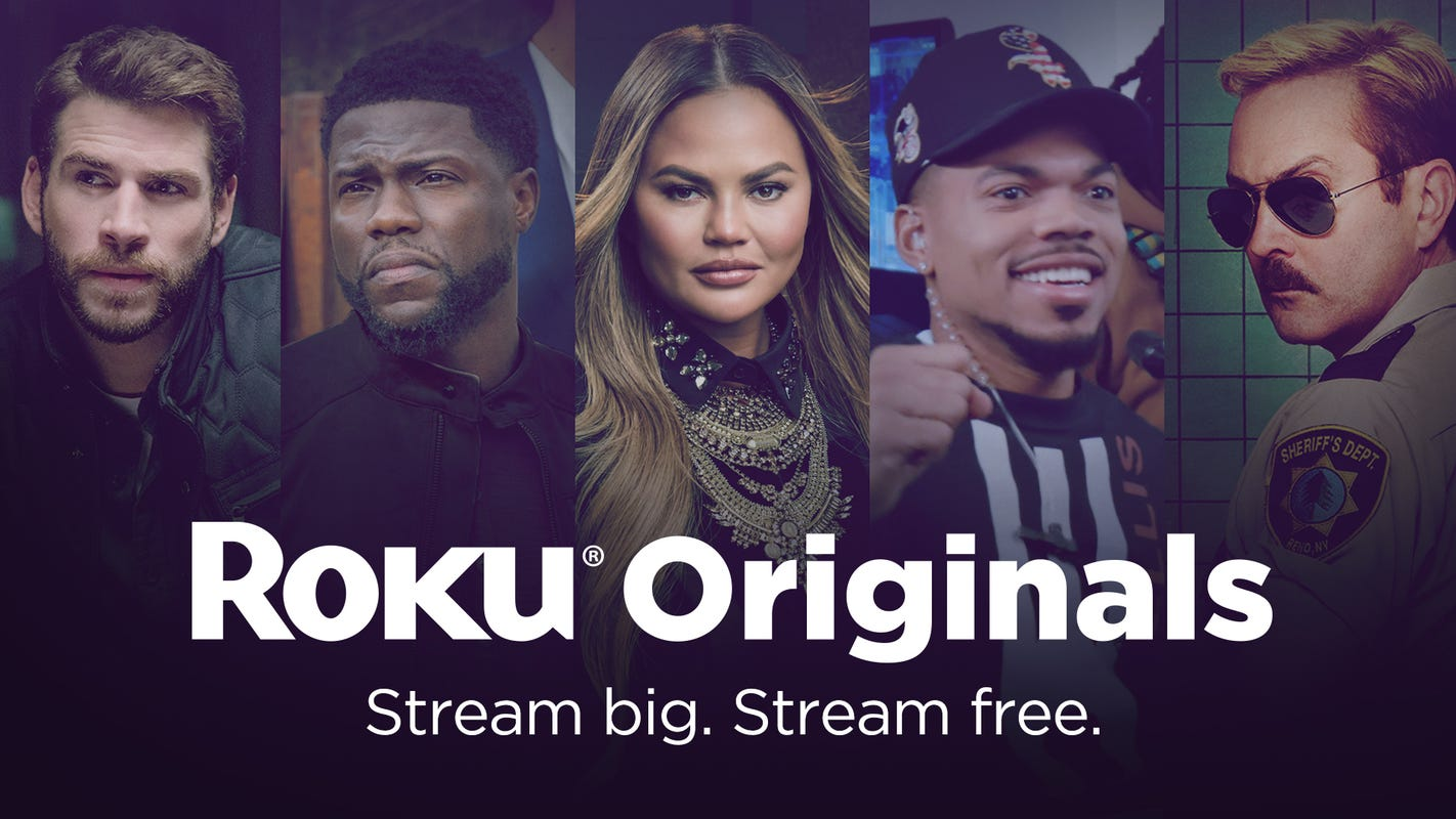 Roku Channel adds 30 titles from Quibi — including shows from Kevin Hart, Chrissy Teigen — on May 20