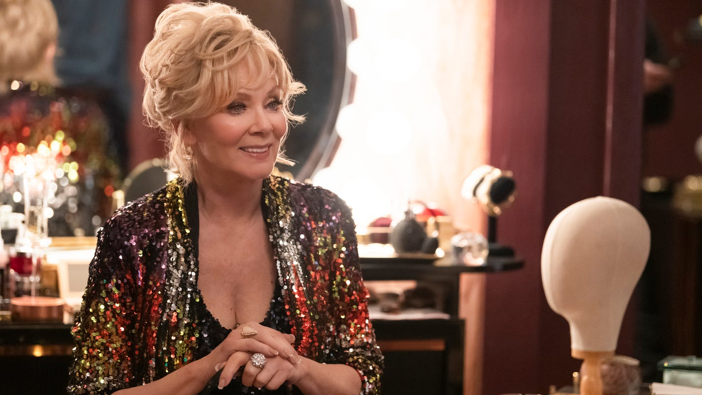 Jean Smart on her new comedy 'Hacks,' becoming the queen of HBO at 69: 'I was always a late bloomer'