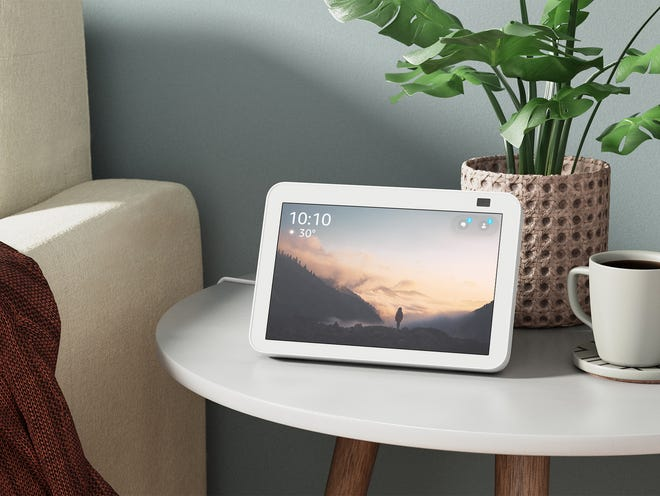 The Echo Show 8.
