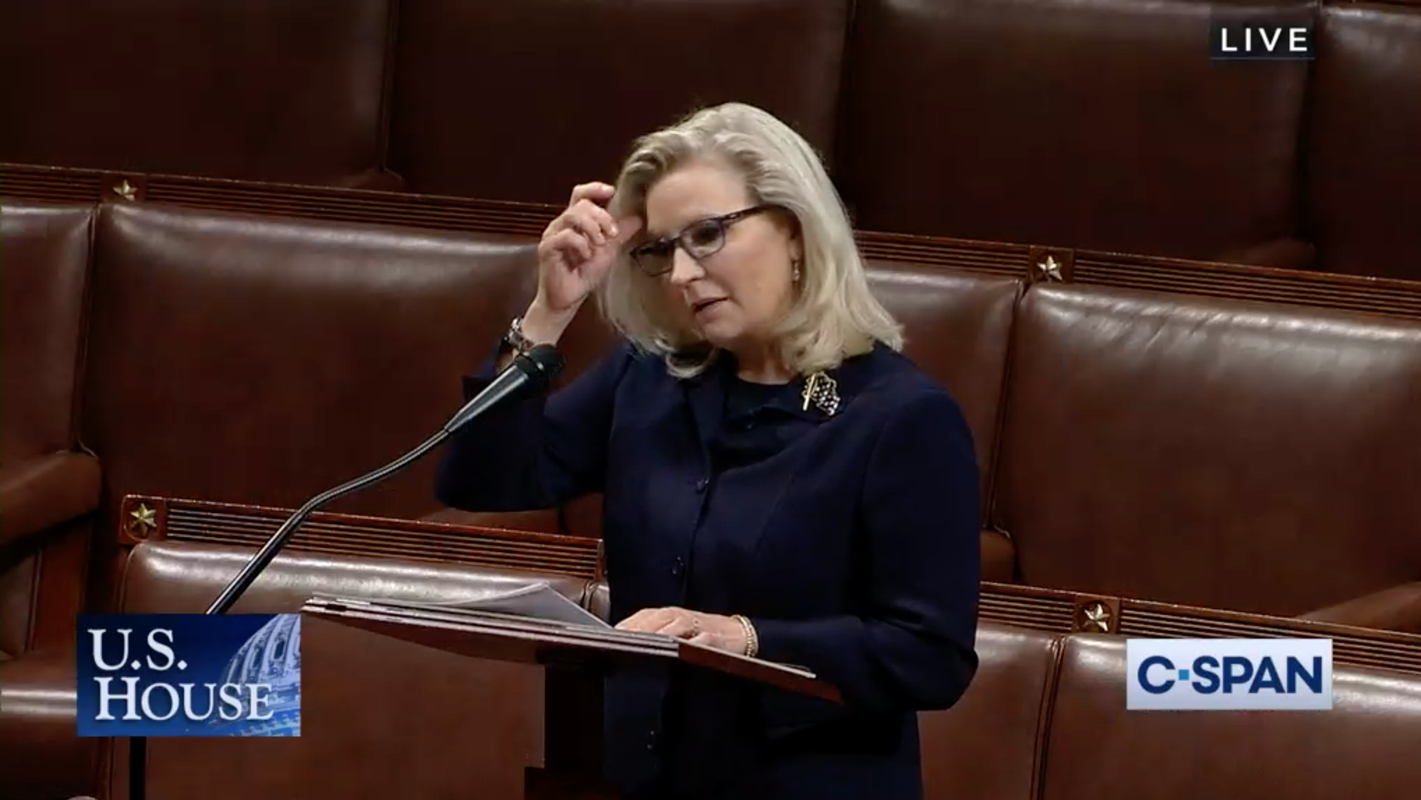 Would a secret ballot have saved Liz Cheney from ouster? Her allies criticize sudden GOP rule change