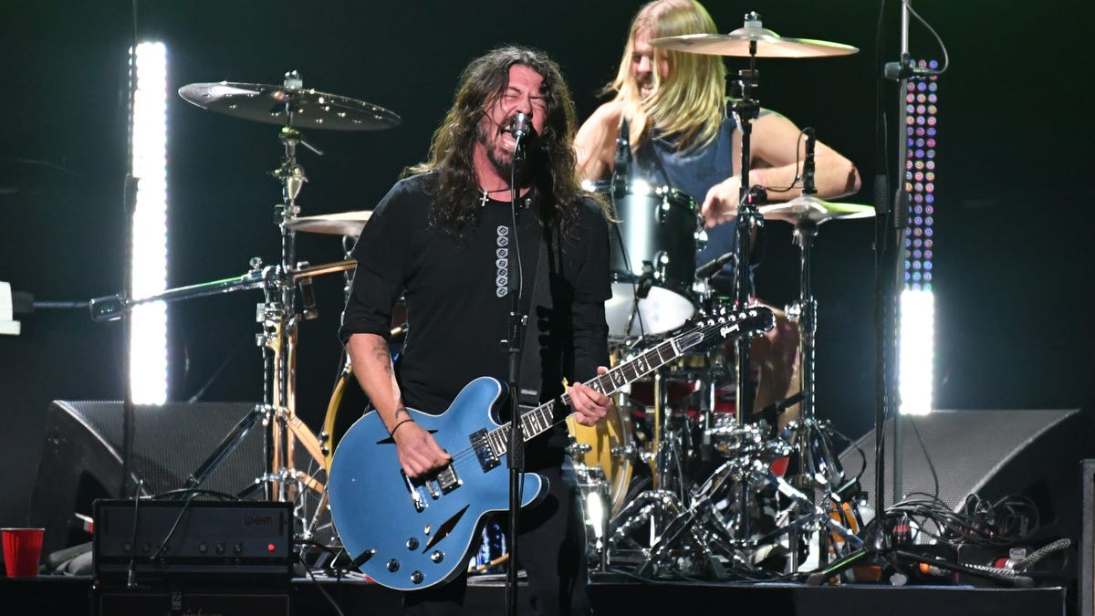 Foo Fighters postpone show after 'confirmed COVID-19 case' within the organization