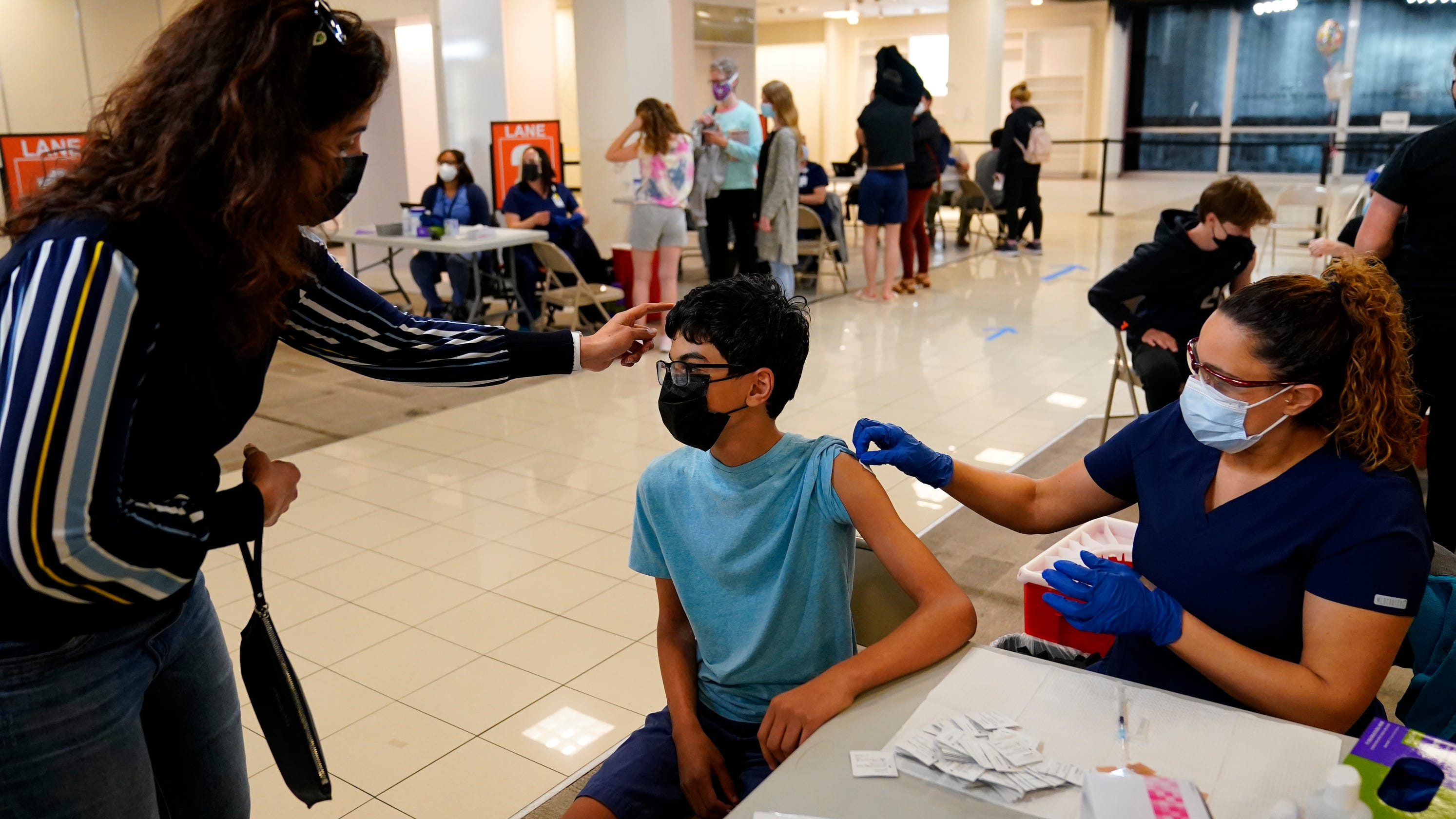Getting vaccine could make you a millionaire in Ohio; Biden urges CDC-approved vaccinations for kids 12-15: Latest COVID-19 updates