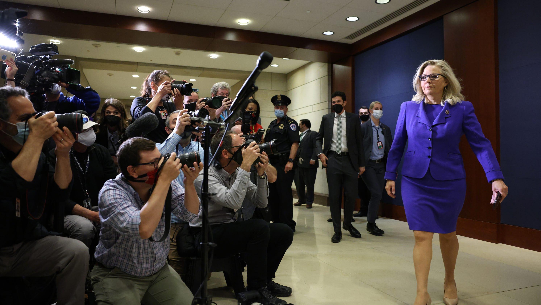 Liz Cheney live updates: Cheney to potential primary challenger: 'Bring it on'