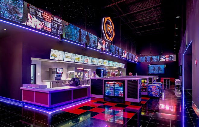 The Amarillo location of Regal Cinemas is back open, as of this weekend