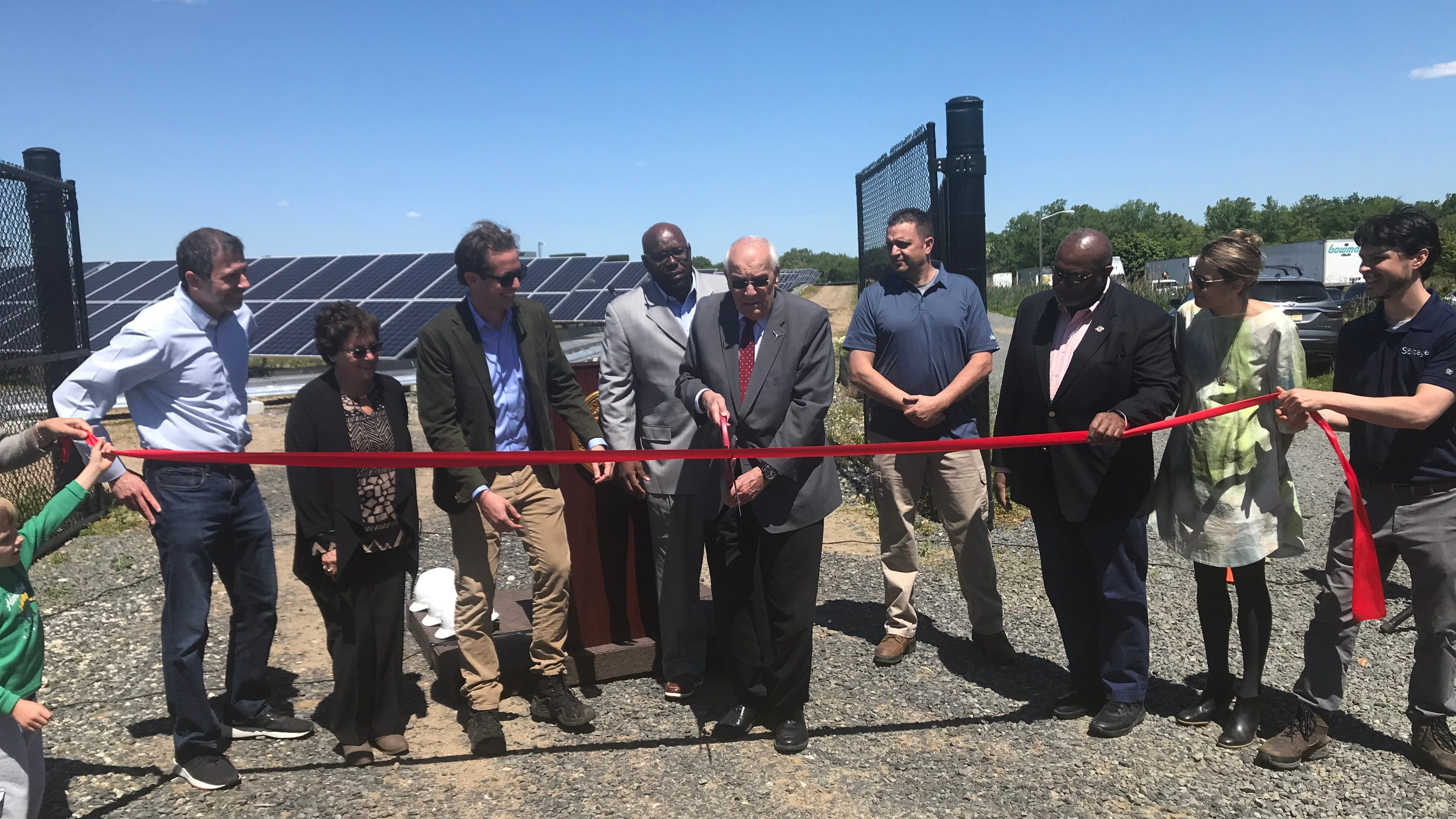 Delanco solar farm will provide clean energy to hundreds in South Jersey
