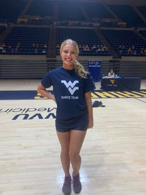 Barnesville High School student Alana Trigg will be continuing her academic and athletic dance career at Division I West Virginia University in the Fall. Trigg was selected to be on the West Virginia University Dance Team. She has been a four-time All American varsity cheerleader, a member of the Best in State champion competition cheer squad and varsity track member.She is the daughter of Robbie and Tonya Trigg.
