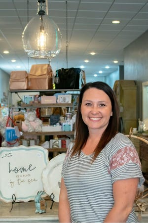 Evy Welch, manager of Avenues of Barnesville, feels the COVID-19 pandemic and lockdowns have helped people see the value in shopping locally.