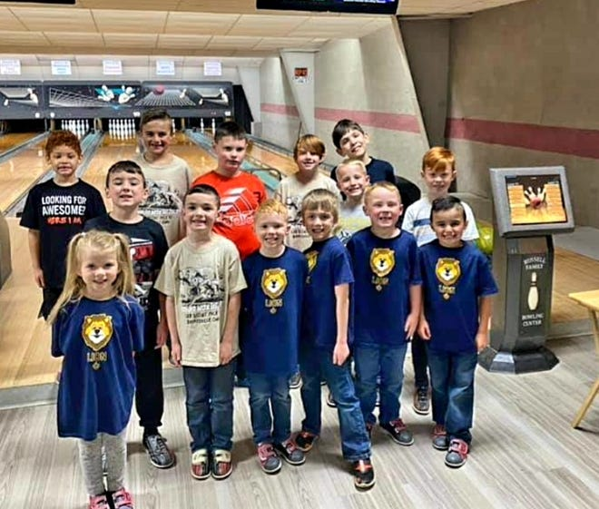 Cub Scout Pack 71 recently went bowling as a group.