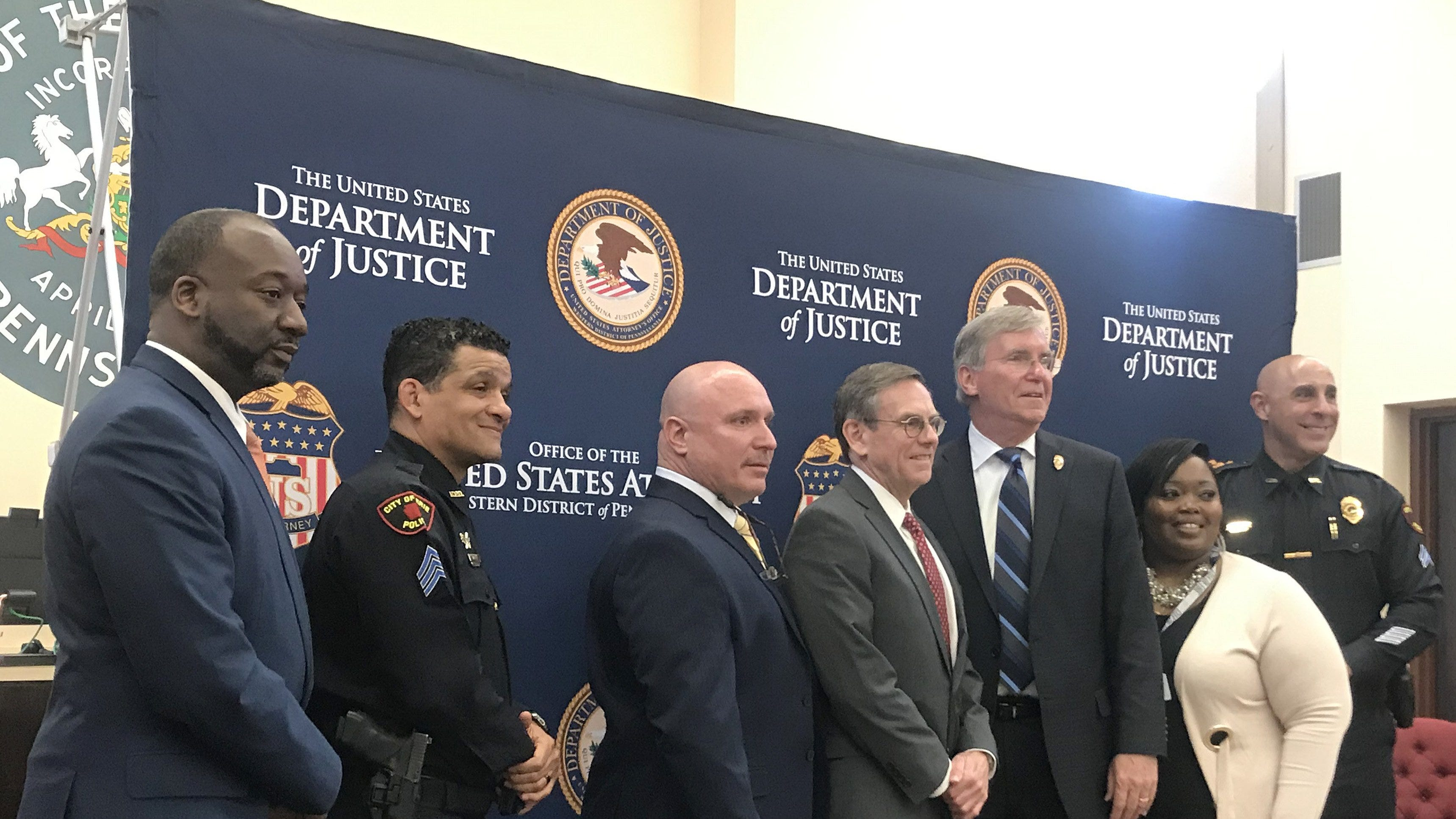 Police diversity key to rebuilding trust, reforming criminal justice