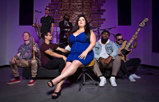 Jeanetta Salyers, who organized the As If festival, will play it with her band, Ramona and the Riot.