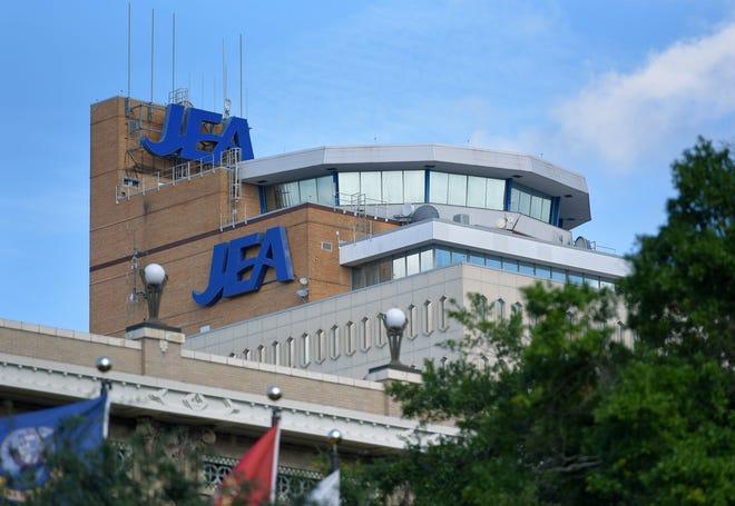 JEA headquarters in downtown Jacksonville