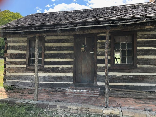 The Nancy Hanks cabin, slated to be torn down in 2015, is now being  targeted for repair by the current Homeowner's Association. It sits on property owned by the Nancy Hanks Farm HOA.