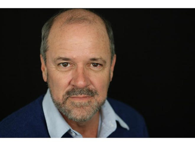 """Playwright Bruce Graham, whose """"The Duration"""" will have its world premiere Feb. 5 at Palm Beach Dramaworks."""
