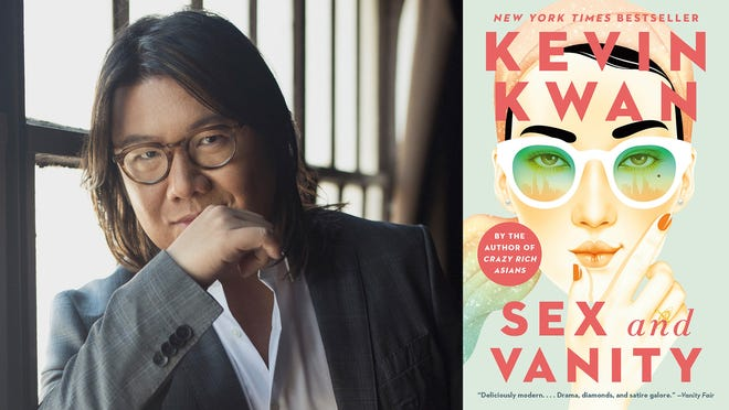 On Thursday, May 27 at 7 p.m., best-selling author Kevin Kwan visits The Music Hall's virtual stage as part of the Writers on a New England Stage series.