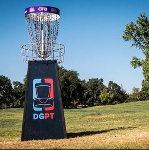 Disc Golf Pro Tour will be played in Stockton at Swenson Park Golf Course