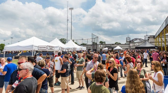 Brew's on First Beer Fest will take place from 1 to 5 p.m. May 15 at the Rockford Rivets Stadium, 4503 Interstate Blvd., Loves Park.