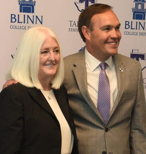 Dr. Mary Hensley, chancellor of the Blinn College District, and Dr. James Hurley, president of Tarleton State University, have cemented an agreement that boosts educational opportunities for transfer students.