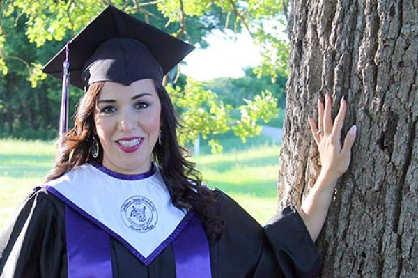 Krisol Villa Flores wanted to be a teacher so badly, she daily commuted an hour each way to Tarleton State University's Waco campus to take classes. Now, the Chihuahua, Mexico, native will take the stage Saturday morning at Tarleton's Memorial Stadium to deliver the commencement address to graduates from the College of Education and the College of Science and Technology.