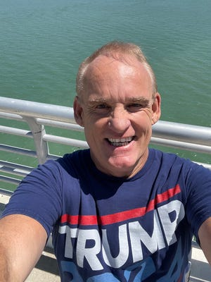 """Sarasota Republican Martin Hyde is challenging Republican U.S. Rep. Vern Buchanan in Florida's District 16 congressional race. Hyde has steeped himself in all things MAGA, but he once called Trump """"wretched."""""""
