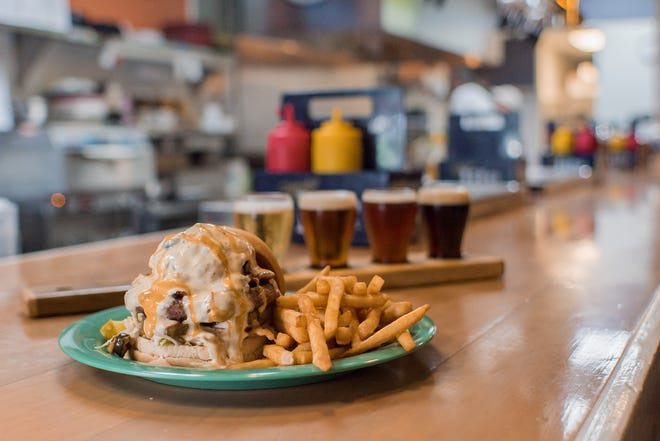 BrewBurgers in Venice, which serves popular burgers such as The Ollie G., has announced plans for a new location and concept.