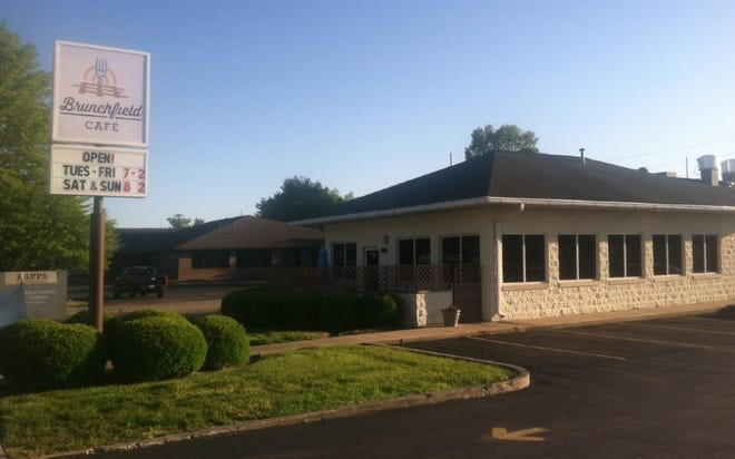 Brunchfield Cafe is at 751 S. Durkin Drive, Springfield.