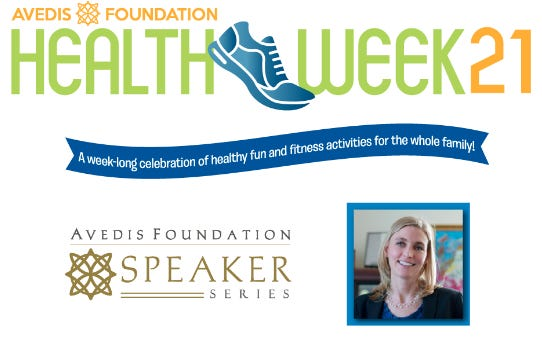 The Avedis Foundation is featuring speaker Terri White, CEO of the Mental Health Association of Oklahoma, during Health Week.