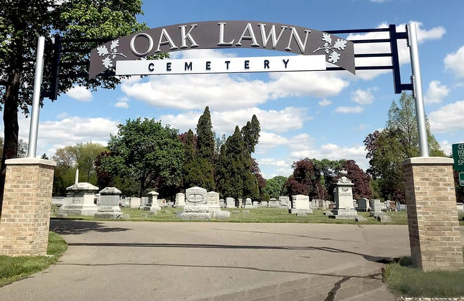 """A new set of burial ground at Oak Lawn Cemetery in Sturgis has been opened to those interested in purchasing a lot in the new """"Block ZZ."""""""