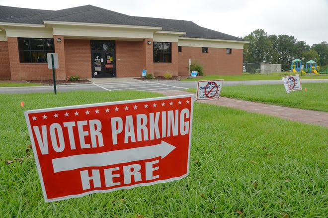 Due to COVID-19 related delays in the U.S. census data, it appears New Bern's municipal elections scheduled for this year will be pushed back to 2022. [TODD WETHERINGTON / SUN JOURNAL STAFF]