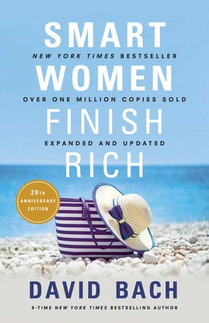 Otis Library and Groton Public Library, in partnership with Liberty Bank, will host a virtual book discussion on financial fitness for women at 7 p.m. May 26 via Zoom.