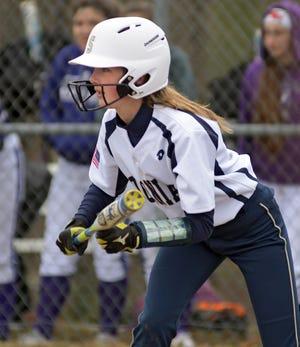 Shrewsbury junior captain Abby Vincequere.