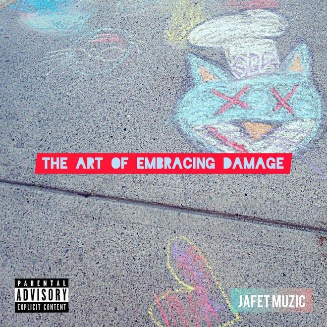 "Jafet Muzic's latest album is,  ""The Art Of Embracing Damage."""