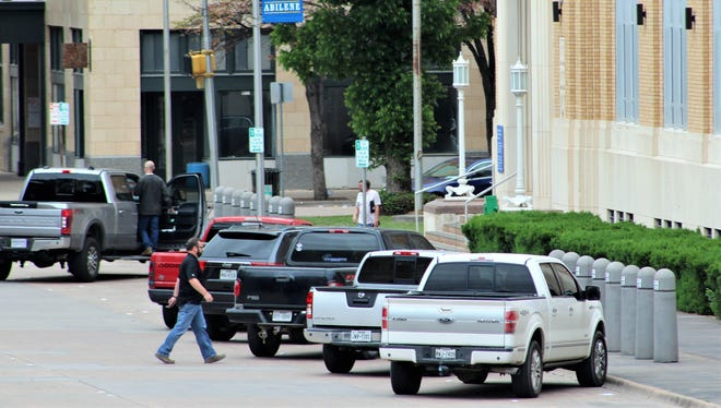 Changes in how visitors to Abilene's downtown post office were approved Thursday by the Abilene City Council.  Parallel parking is coming for that side of the street.